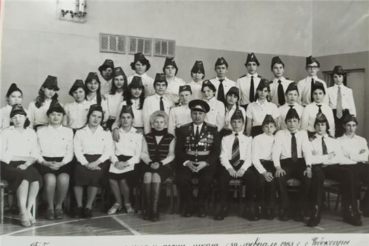 В Год памяти и славы школьному Музею боевой славы 11(16) гвардейской армии исполнилось 35 лет