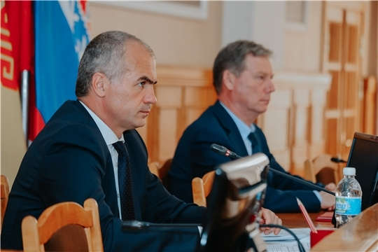 Исполнение бюджета за 1 полугодие 2020 года – главная тема планерки в Чебоксарах