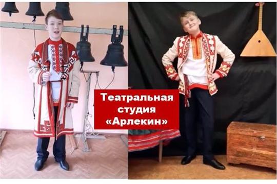 Очередные успехи воспитанников театральной студии «Арлекин»