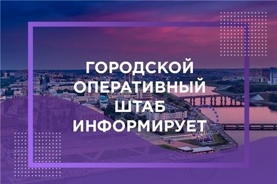 Городской оперативный штаб по COVID-2019 объясняет, почему чебоксарцам расслабляться рано