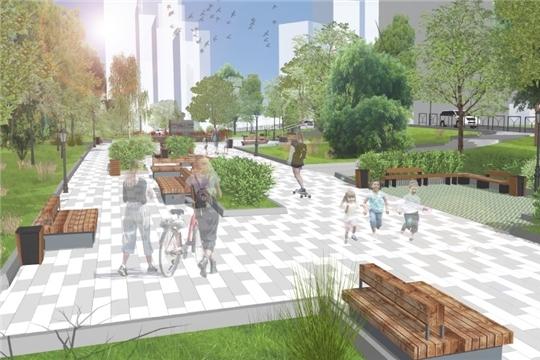 Алексей Ладыков: «Новая плитка, светильники, комфортные скамейки, зоны отдыха – думаю, жителям понравится»
