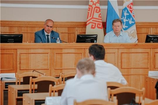 Свыше 500 млн рублей направлено на ремонт и модернизацию коммунальных сетей Чебоксар в 2020 году