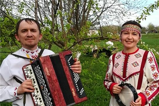 Династия Васильевых в своем творчестве воспевает красоту чувашской земли