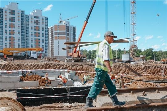 «Спрос упал практически вдвое»: пандемия коронавируса вызвала снижение объемов строительства жилья в Чебоксарах