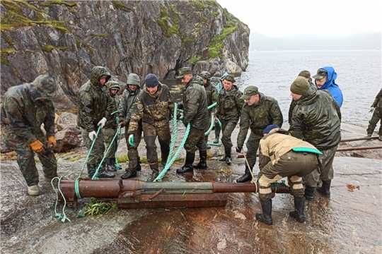 Акция «Мурманск-2020»: поисковики Чувашии вернулись из экспедиции