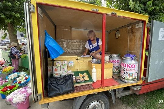 На городских улицах пресечена нелегальная торговля