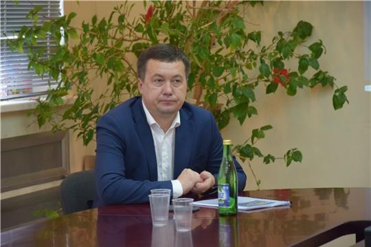 Сотрудники чебоксарской фабрики ознакомлены с социально-экономическим развитием республики и города