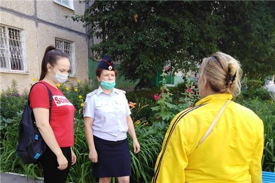 В Чебоксарах проходит оперативно-профилактическая операция «Подросток»