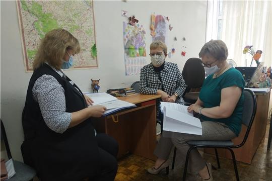 В Чебоксарах началась приемка образовательных учреждений к новому учебному году