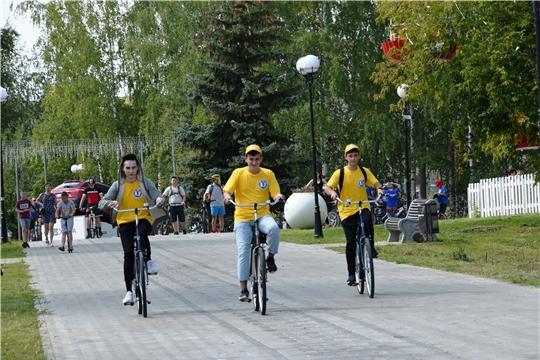 Велоквест «Чебоксары – город каждого из нас» переносится на 22 сентября (День без автомобиля)