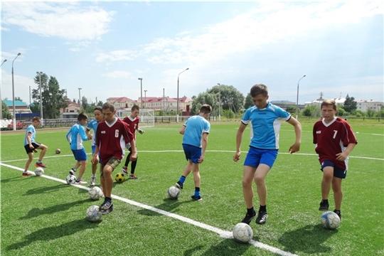 В Чувашии готовятся возобновить тренировки и соревнования для юных спортсменов