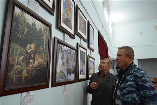 В рамках федерального проекта «Местный дом культуры» реализуется выставочный проект «Караван искусств»