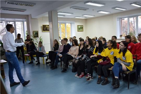 26 октября свои двери открывает Школа молодежного актива Московского района г. Чебоксары
