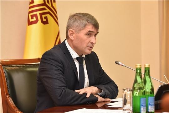 Олег Николаев: «Бюджетные средства должны быть освоены своевременно и в полном объеме»