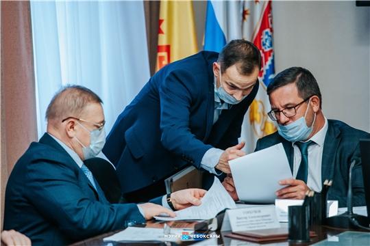 Алексей Ладыков и Олеся Абашева рекомендованы для назначения на должность главы администрации г. Чебоксары