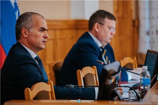 Подведены итоги исполнения бюджета Чебоксар за январь-октябрь 2020 года
