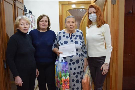 Добрая традиция – чествовать юбиляров-долгожителей: Клавдия Самсонова отметила 90-летний юбилей