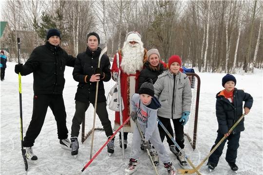 Дайджест новогодних новостей от ТОС Новочебоксарска