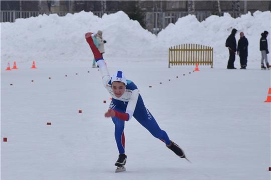 11 и 12 января в Новочебоксарске пройдут ежегодные соревнования по конькобежному спорту «Крещенское созвездие»