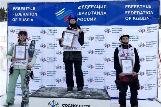 Фристайлисты Лана Прусакова и Дмитрий Мулендеев – победители первого этапа Кубка России