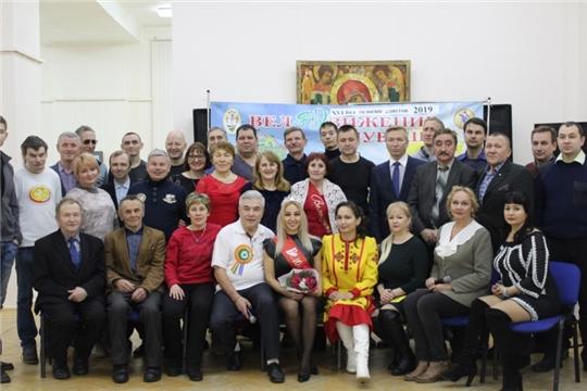 г. Новочебоксарск: состоялся XVI бал для участников велодвижения Чувашии