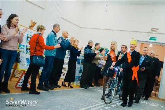 Свита «велокороля» бала велосипедистов Чувашии: подведение итогов велосезона-2019
