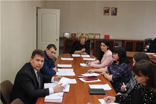 г. Новочебоксарск: состоялось очередное заседание Межведомственной комиссии по вопросам своевременности и полноты выплаты заработной платы