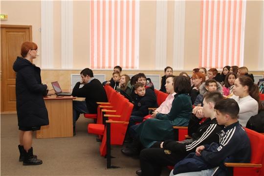 г. Новочебоксарск: состоялось семинар-совещание на тему волонтерства с учащимися школ и ССУЗов
