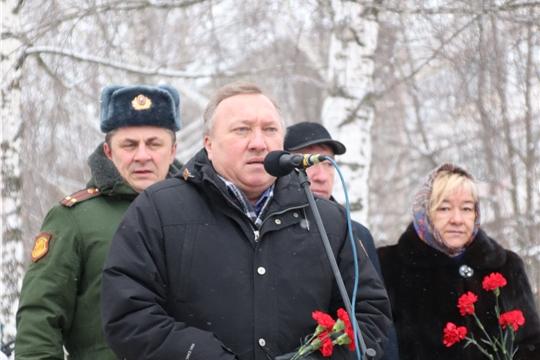 г. Новочебоксарск: состоялось памятное мероприятие,посвященное 76-ой годовщине снятия блокады Ленинграда