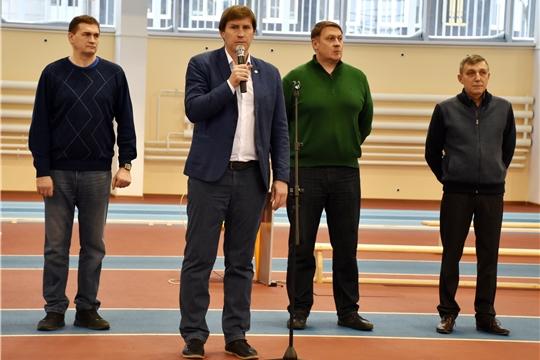 Состоялось торжественное открытие первенства России по лёгкой атлетике