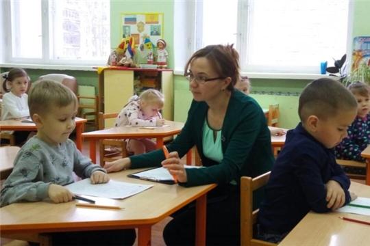 В Новочебоксарске завершился отборочный этап VII городской интеллектуальной олимпиады среди воспитанников детских садов  «Хочу все знать!»