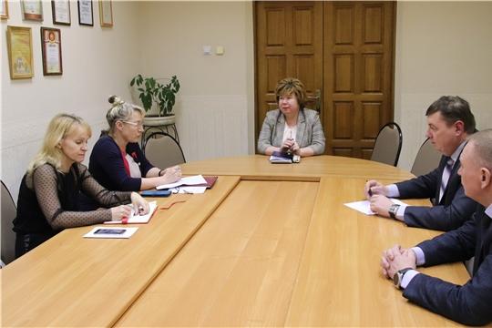г. Новочебоксарск: глава администрации Ольга Чепрасова провела совещание по вопросу получения лицензии на образовательную деятельность нового детского сада