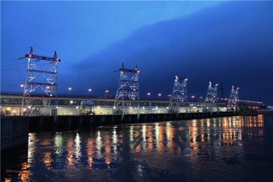 2,1 млрд киловатт-часов электроэнергии выработала Чебоксарская ГЭС в 2019 году
