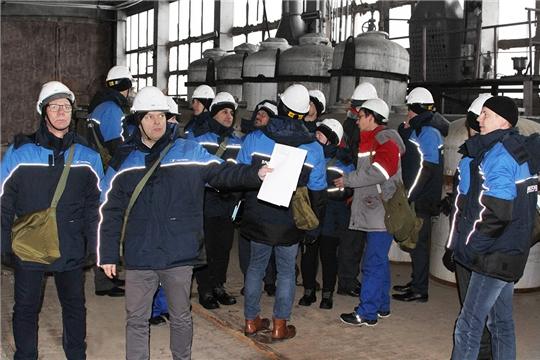 ООО «Волжская перекись» и Chematur Engineering AB обсудили детали строительства нового производства