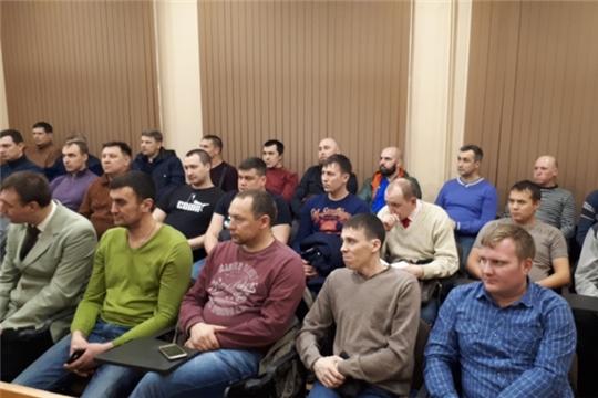 Отцы города Новочебоксарска за безопасность детей