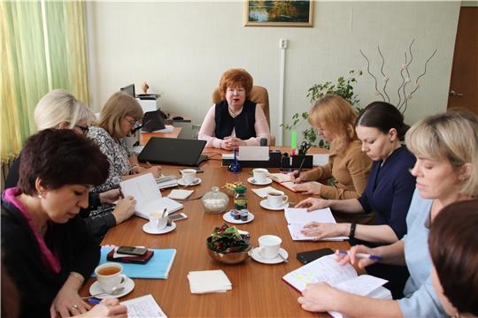г. Новочебоксарск: состоялся оргкомитет по проведению Фестиваля женских клубов