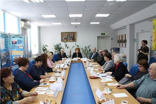 В Новочебоксарске создан Союз землячеств, в который вошли представители районов Чувашии