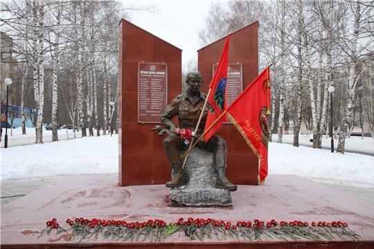 В Новочебоксарске состоялось памятное мероприятие, посвященное выводу советских войск из Афганистана