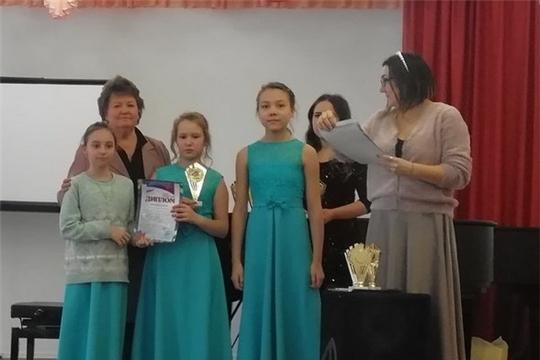 Воспитанники Детской музыкальной школы на «Звездном Олимпе»