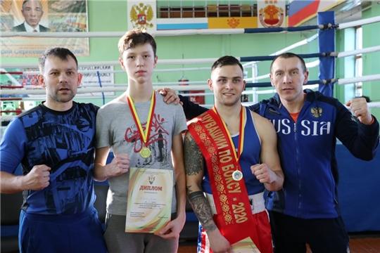 Боксеры новочебоксарской спортшколы №1 – среди сильнейших в Чувашии