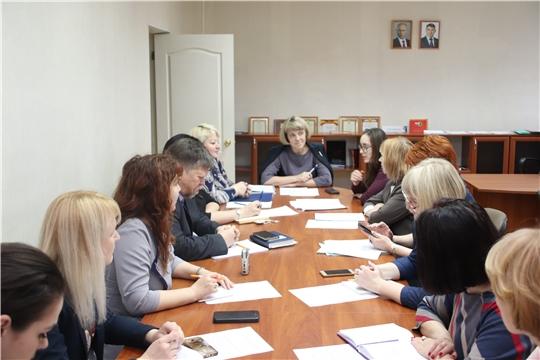 г. Новочебоксарск: состоялось заседание комиссии по проведению Всероссийской переписи населения 2020 года