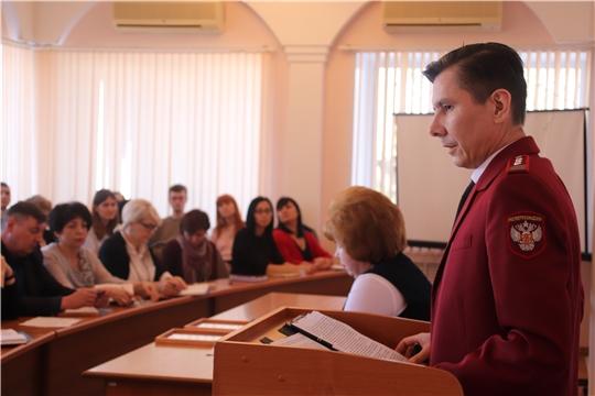 г. Новочебоксарск: на еженедельном совещании обсудили профилактические меры по предупреждению распространения коронавирусной инфекции