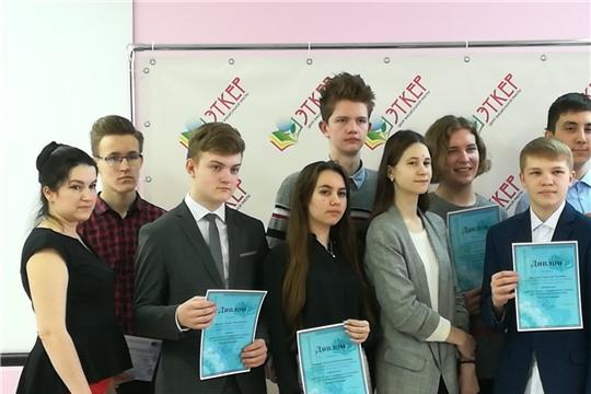 Ученик новочебоксарской школы №17 занял 2 место на очной защите  проектов Всероссийского конкурса научно-технических проектов «Большие вызовы»