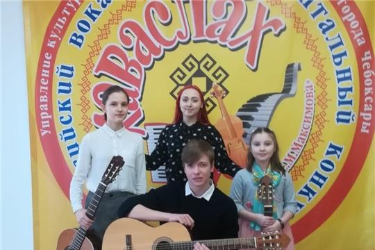 Успешные выступления юных музыкантов Детской музыкальной школы