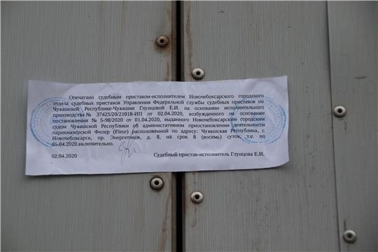В Новочебоксарске продолжаются рейды по предприятиям и организациям в рамках мероприятий по снижению распространения новой коронавирусной инфекции