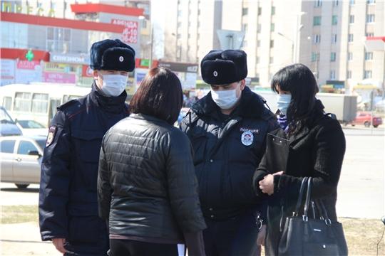 г. Новочебоксарск: рейды мобильных групп продолжаются в ежедневном режиме