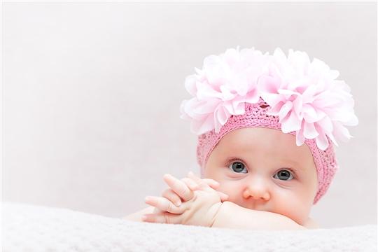 В отделе ЗАГС администрации Новочебоксарска зарегистрирован 300-ый новорожденный 2020 года