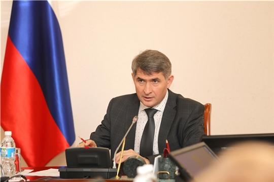 Олег Николаев распорядился перечислить муниципалитетам Чувашии 8 миллионов рублей на борьбу с коронавирусом