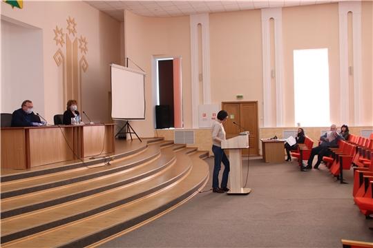 Состоялось заседание постоянных депутатских комиссий Новочебоксарского городского Собрания депутатов шестого созыва