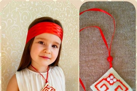 Неделя чувашской национальной культуры в дошкольных учреждениях города